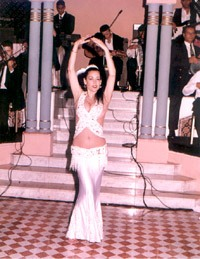 marta the legend belly dance costume designer